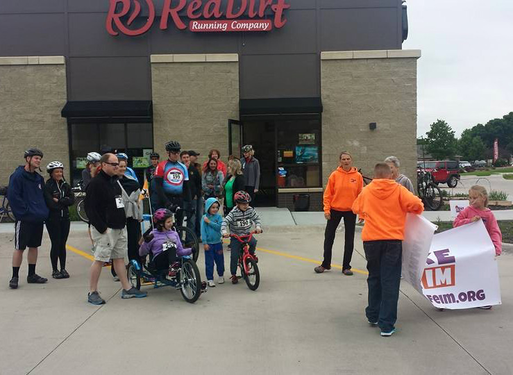 Bike Safe I M Rita Weilage Memorial Ride/Walk